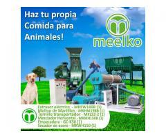COMBO EXTRUDER DE MAQUINARIAS MEELKO