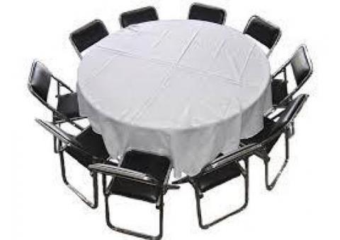 Mobiliario para Eventos en Renta..! Zapopan