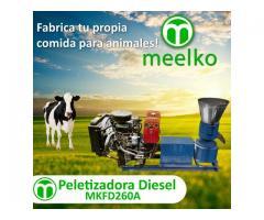 Peletizadora Diesel MKFD260A MEELKO
