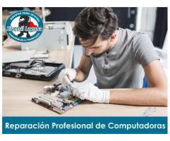 REPARACION PROFESIONAL DE COMPUTADORAS