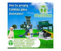 COMBO MEELKO DE MAQUINAS  EXTRUDER