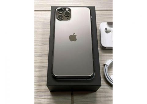 Brand new apple iphone 11 pro max F / S