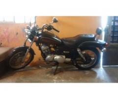 Vendo moto Yamaha Enticer modelo 2006