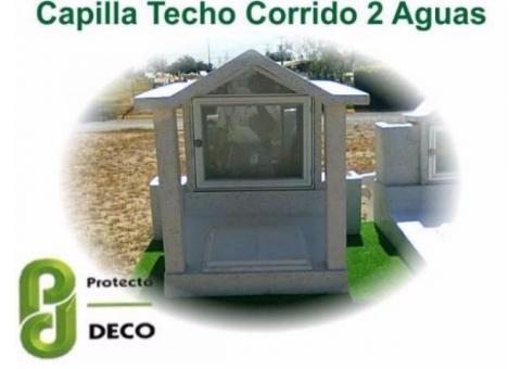 LAPIDAS TECHO CORRIDO PROTECTO DECO