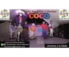 SHOW DE COCO (show para tu fiesta)