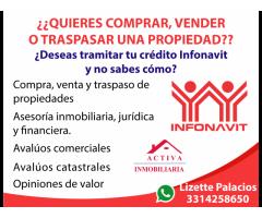¿Quieres comprar, vender o traspasar una propiedad?