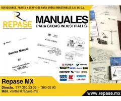 MANUAL PARA GRúAS INDUSTRIALES
