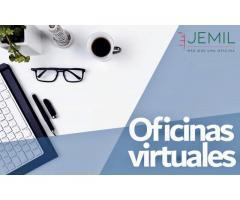Oficina virtual en renta en Del Valle.