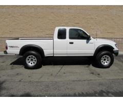 pick up toyota tacoma 2001