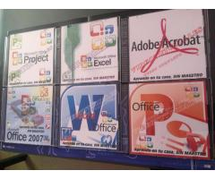 Office 2007-2013 Videotutoriales Word, Excel, Power Point, Project