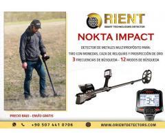 Impact Detector De Metales Versátil A Bajo Precio