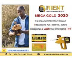 Mega Gold 2020: el mejor detector de localización de largo alcance