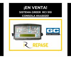 CONSOLA GREEN #A450251