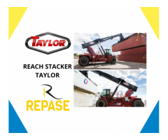 REACH STACKER MARCA TAYLOR