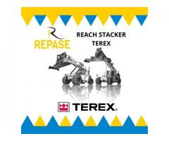 REACH STACKER MARCA TEREX