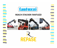 REACH STACKER FANTUZZI