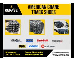 AMERICAN CRANE TRACK SHOES