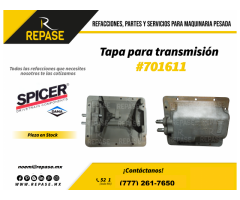 TAPA DE TRANSMISION #701611