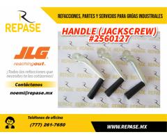 HANDLE (JACKSCREW) #2560127