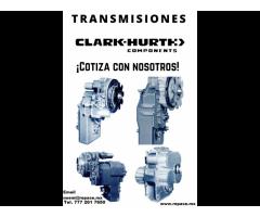 TRANSMISIONES CLARK HURT (COMPONENTES)