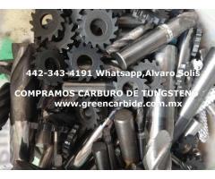 COMPRA SCRAP DE CARBURO DE TUNGSTENO EN LEON GUANAJUATO