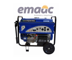 Generadores eléctrico 6500E