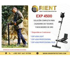 EXP 4500 3D escáner de tierra y detector de metales