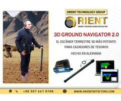 3D Ground Navigator 2 Encuentra tesoros antiguos visualmente