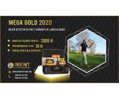 Mega Gold encuentra oro bajo tierra hasta 30 m de profundidad