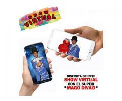 SHOW MAGO DIVAD VIRTUAL (SHOW VIRTUAL)