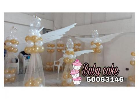 Decoraciones con globos para todo evento especial
