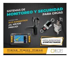 Sistemas de Monitoreo y Seguridad para Grúas Industriales