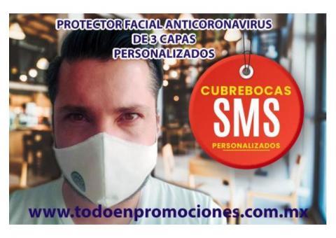 CUBREBOCAS N95 PERSONALIZADOS CON TU LOGOTIPO