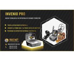 Detector de oro y metales multiusos Invenio Pro