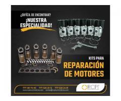 Kits para Reparación de Motores Diésel