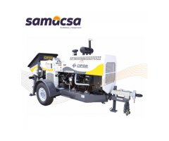 Bomba de concreto Cipsa (Mayco LS400N) - Samacsa
