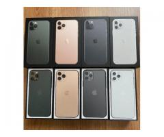 Apple iPhone 11 Pro 64GB = 400 EUR , iPhone 11 Pro Max 64GB = 430 EUR, iPhone 11 64GB = 350 EUR