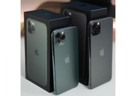 Apple iPhone 11 Pro 64GB = 400 EUR , iPhone 11 Pro Max 64GB = €430 EUR, iPhone 11 64GB = €350 EUR
