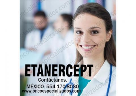 Etanercept generico precio en México
