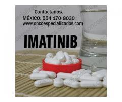 Imatinib precio en México