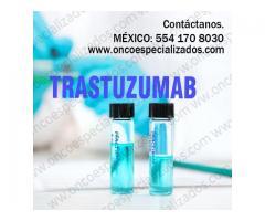 Trastuzumab precio en México