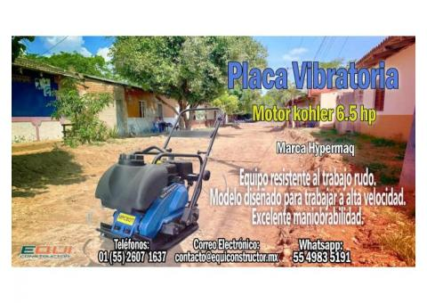 Placa vibratoria MPOWER