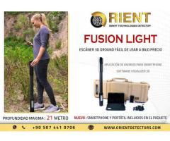 Potente escáner de suelo Fusion Light a buen precio