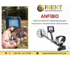 ANFIBIO detector de oro para buscadores de tesoros