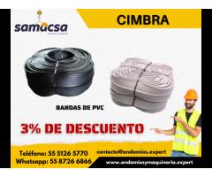 Venta de Bandas de PVC - Samacsa