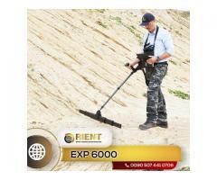 EXP 6000 La solución más completa para buscadores de tesoros