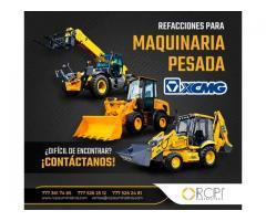REFACCIONES PARA MAQUINARIA PESADA XCMG
