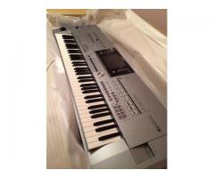 Available Yamaha tyros 5, Pioneer CDJ-2000NXS2, Korg Pa4X