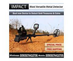 Impact Pro detector de metales para todos los propósitos