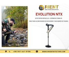 Detector de metales Evolution NTX - Nuevo precio económico